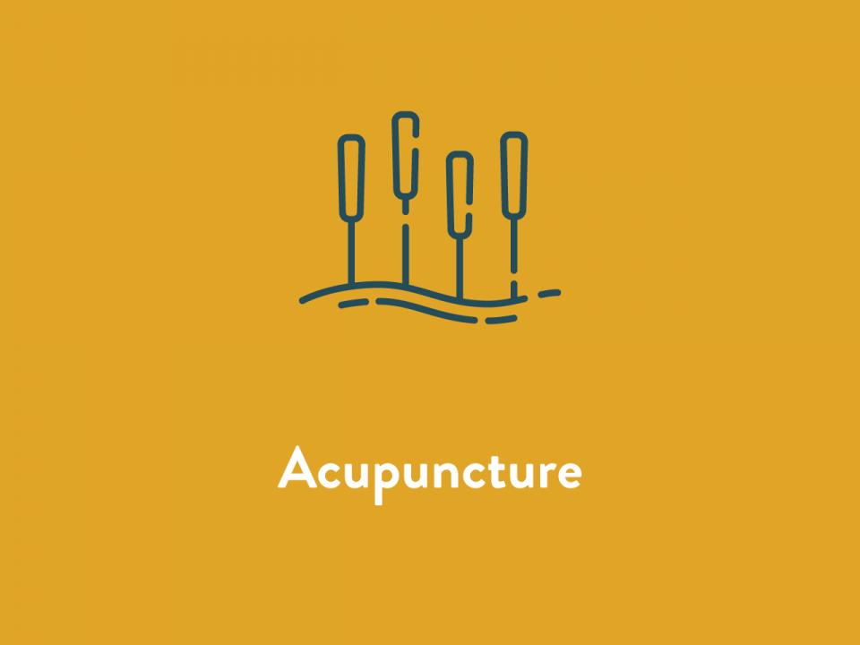 Acupuncture Service