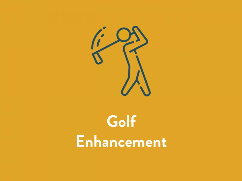 Golf Enhancement Service