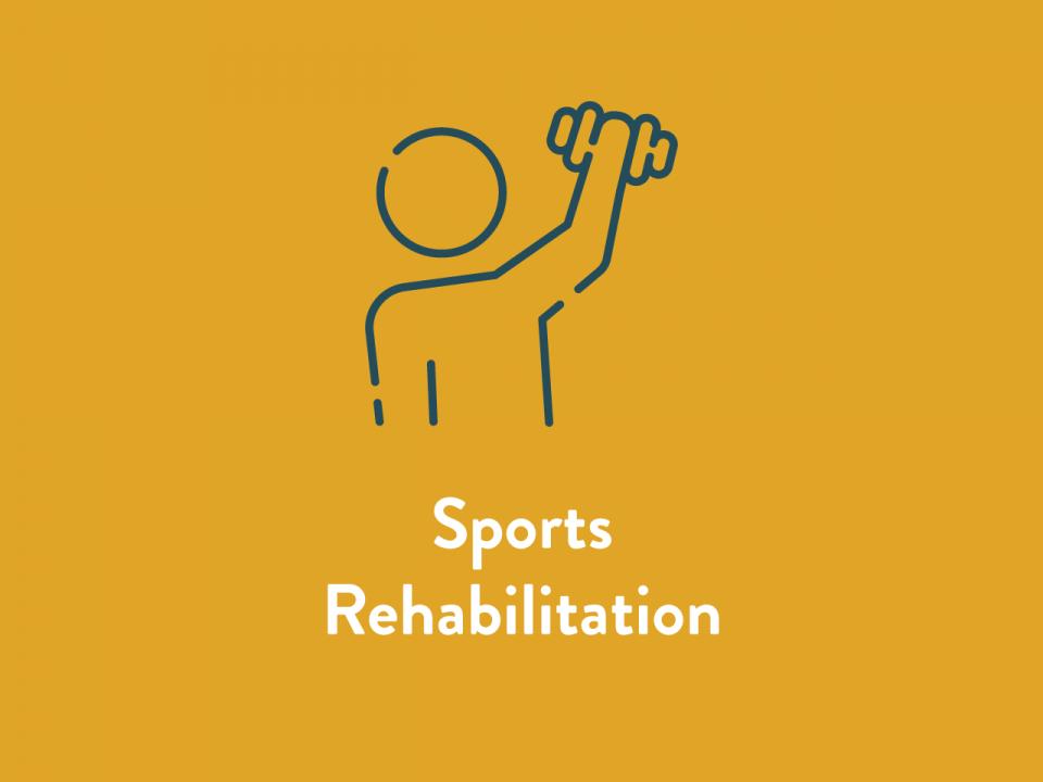 Sports Rehabilitation Service