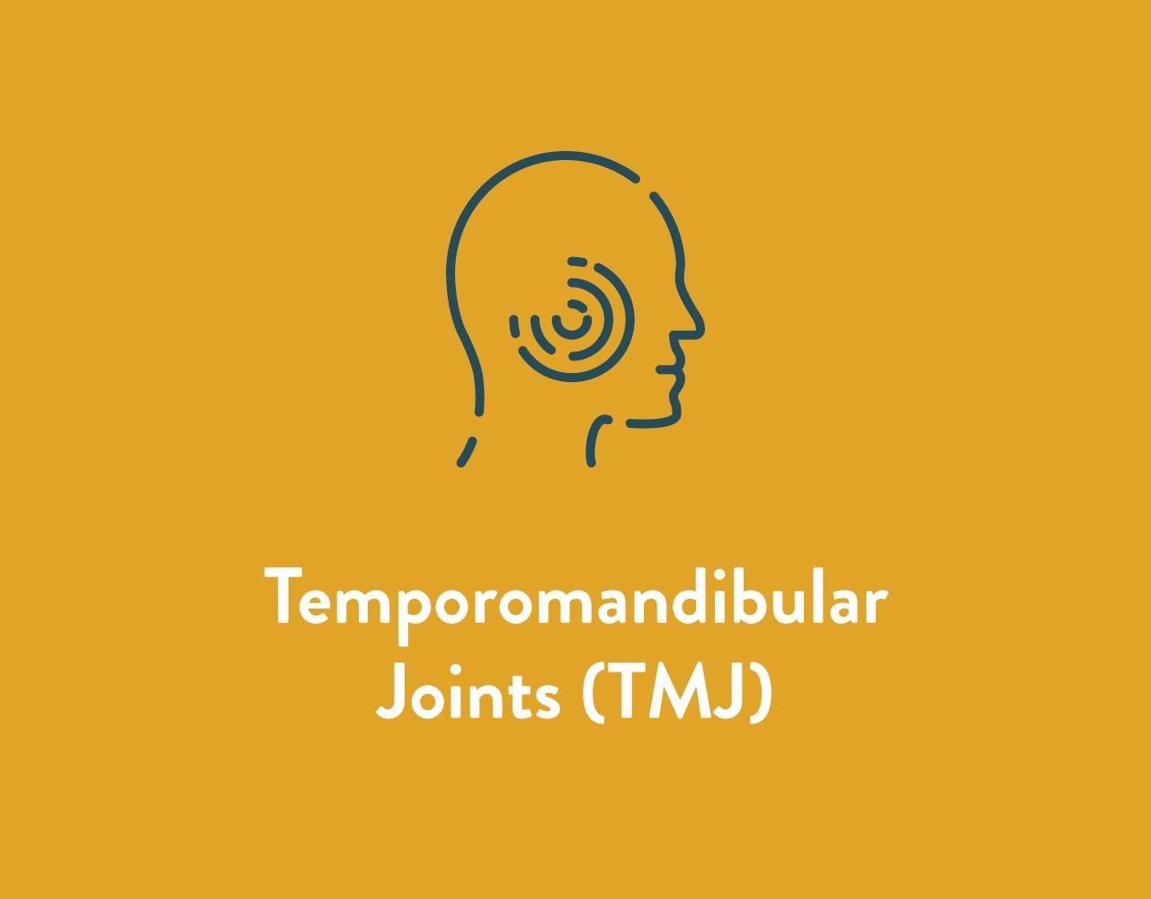 Temporomandibular Joints (TMJ) Icon